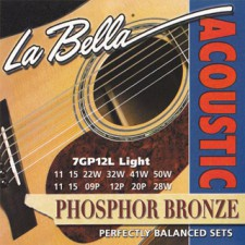 La Bella 7GP-12L (12 Strings)