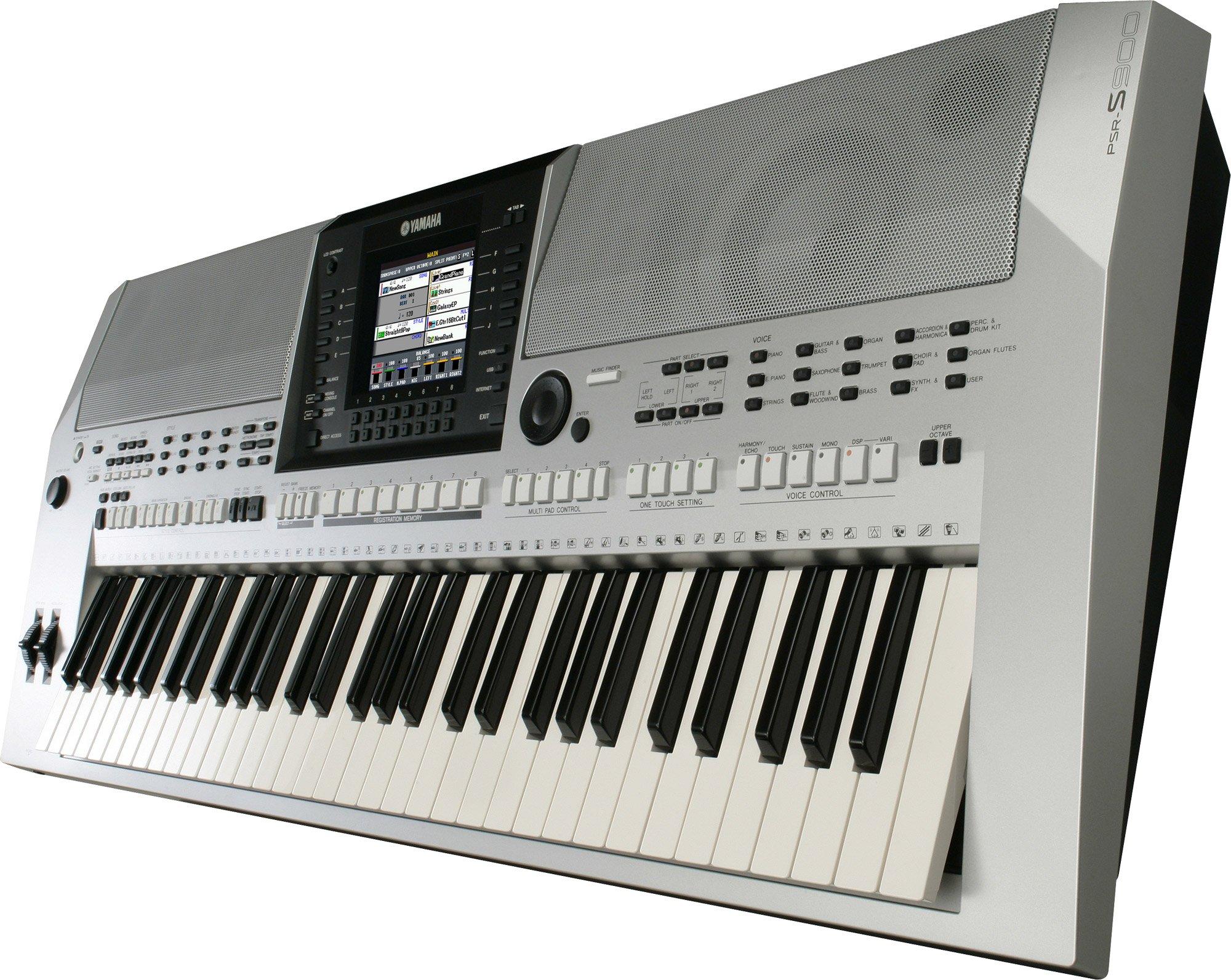 Description Yamaha PSR S900