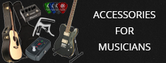 Accessories for musicians