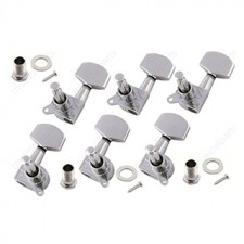 Tuners Acoustic Chrome TAC6R